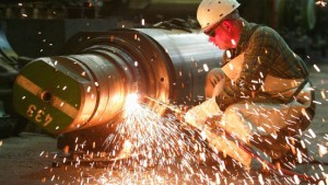 Metallbranche rüstet für Zeit nach der Kurzarbeit