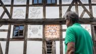 Hessischer Kratzputz zählt nun zum Kulturerbe