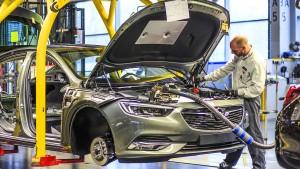 Opel-Stammwerk baut außer dem Astra noch einen Hybrid