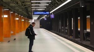 Auch Zugausfälle in Hessen erwartet