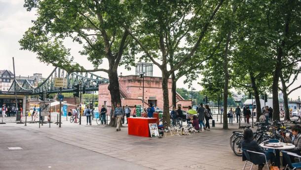 SPD will Mainkai für Autos sperren