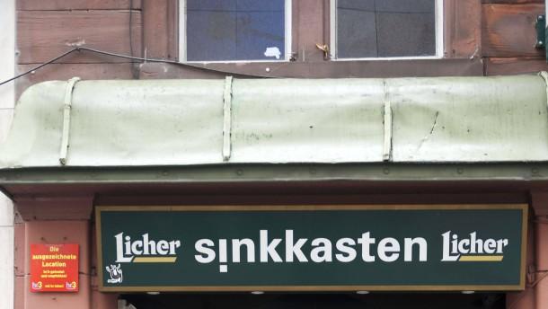 Aus für eine  Frankfurter Legende