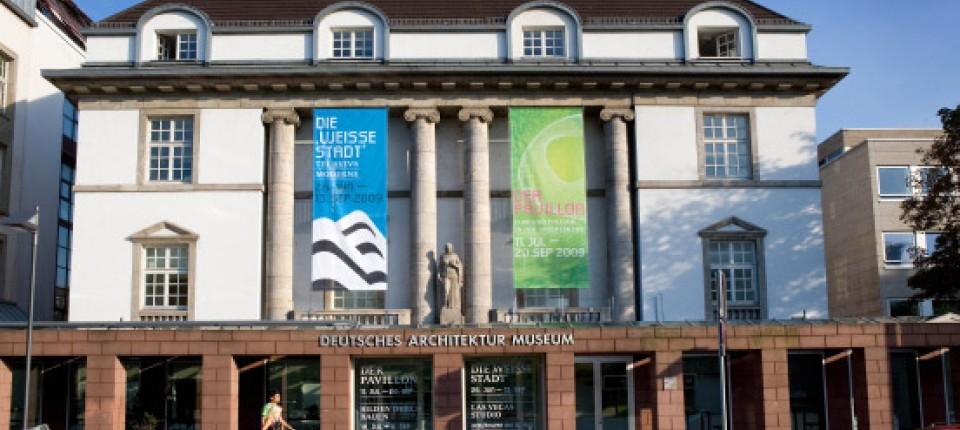 China Ist Da: Im Deutschen Architekturmuseum In Frankfurt.