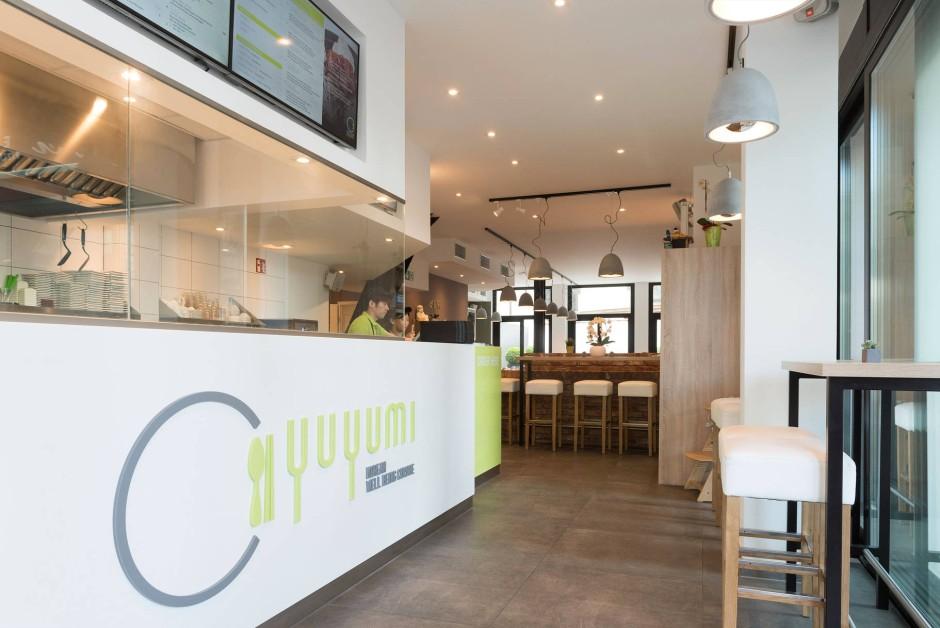 bild zu restaurant yuyumi in frankfurt mandu und bulgogi bild 1 von 1 faz. Black Bedroom Furniture Sets. Home Design Ideas