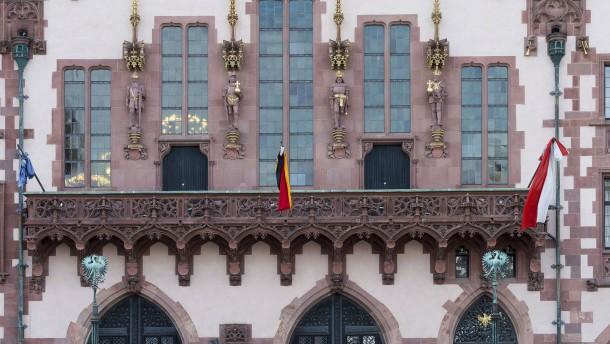 Plan und Wirklichkeit in Frankfurt