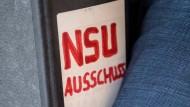 Der rechtsextreme Liedermacher behauptet, dass der NSU in der rechten Szene keine Thema gewesen sei.
