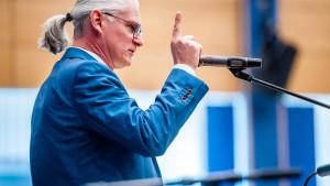 Frankfurter AfD macht Schenk zum Spitzenkandidaten