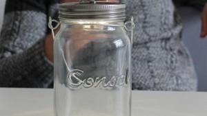 Erleuchtung aus dem Einmachglas
