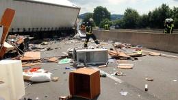 Familie bei Unfall getötet: Freispruch für Lastwagenfahrer