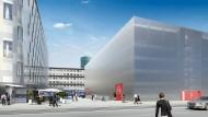 Fernbusbahnhof soll bis 2018 stehen
