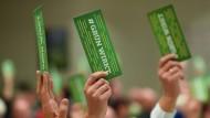 Hessische Grüne für Asylkompromiss