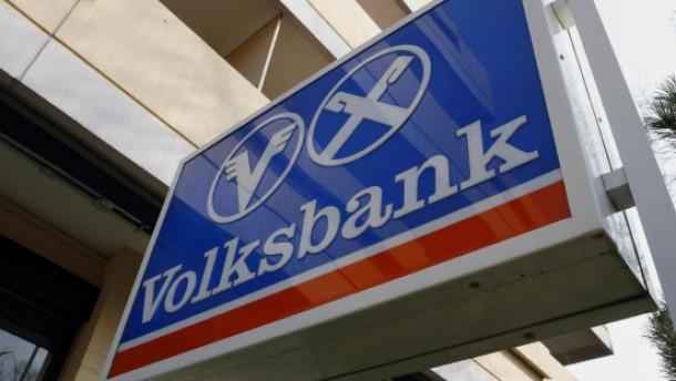 Volksbanken mit Drang nach Größe