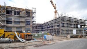 Bauträger für Kreiskrankenhaus insolvent