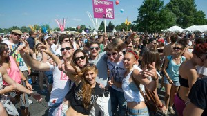 Hanau liebäugelt wieder mit Techno-Festival