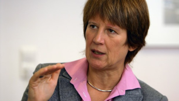 Karin Wolff tritt als Kultusministerin ab