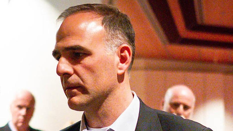 Sieht sich Ermittlungen der Staatsanwaltschaft wegen Greensill gegenüber: Schwalbachs Bürgermeister Alexander Immisch