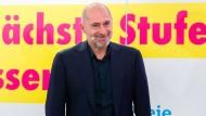 Nächste Stufe im Blick: René Rock, Chef der FDP im hessischen Landtag
