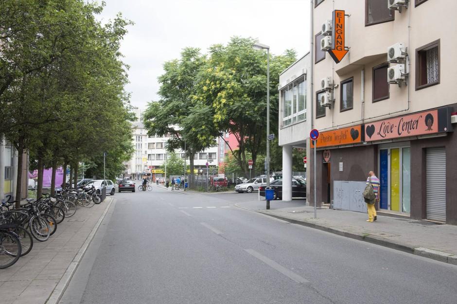 Allerheiligenviertel Frankfurt