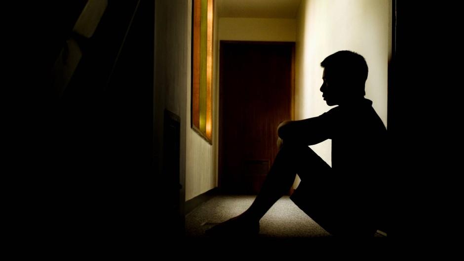 Gelitten: In der Lockdown-Phase traten laut Studie vor allem depressive Zustände auf sowie starke Gesundheitsangst, Panikattacken und Zwangssymptome