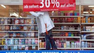 """Hessen prüft Schlecker-Hilfe noch """"ergebnisoffen"""""""