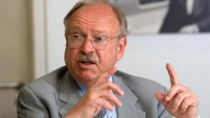 Frankfurts Uni-Präsident geht zum Jahresende