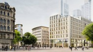 Heller Sandstein: Der Siegerentwurf von Baumschlager-Eberle