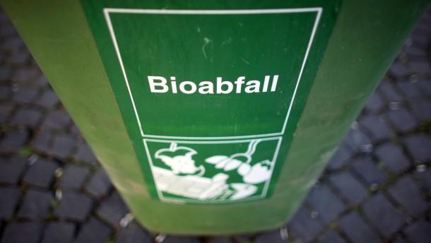 Biotonne kommt nicht überall bis Jahreswechsel