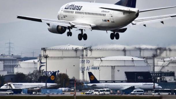 Flugsicherung verwirft neues Anflugverfahren