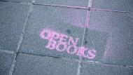 Neuauflage: Zur Buchmesse gibt es abermals das Lesefest Open Books in Frankfurt