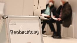 Die Inzidenz in Hessen steigt weiter