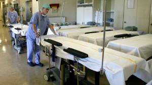 Weniger Leerlauf im OP, mehr Zeit am Krankenbett