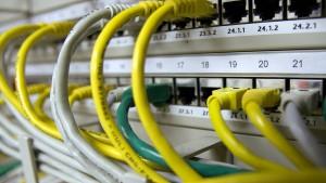 Ärger mit schnellem Internet