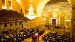 Rabbiner als Mutmacher in eigenen Gemeinden gefragt