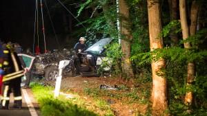 Anklage nach Autounfall mit drei Toten