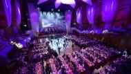 Vor der Causa Wulff: volles Haus zum Frankfurter Opernball 2010