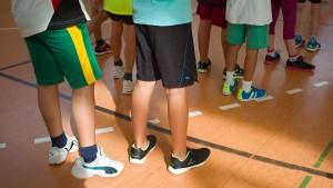 Ein Viertel des geplanten Sportunterrichts fällt aus