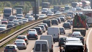 Tempo 130 auf Autobahnen und viel Radverkehr