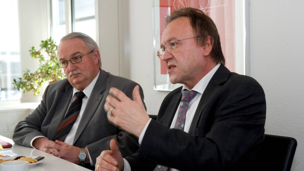 Todesdrohung gegen hessischen Landrat wegen Flüchtlingshilfe