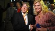 Bei Stichwahlen siegen Bannenberg und Bischofsberger
