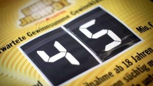 Hesse gewinnt 46 Millionen Euro im Lotto