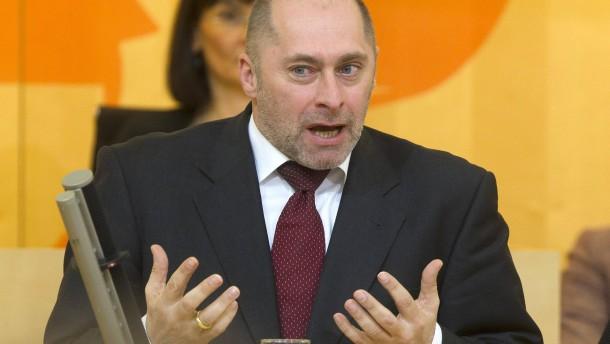 René Rock folgt Rentsch als Chef der FDP-Fraktion