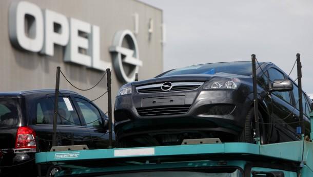 IG Metall will um den Erhalt deutscher Opel-Standorte kämpfen