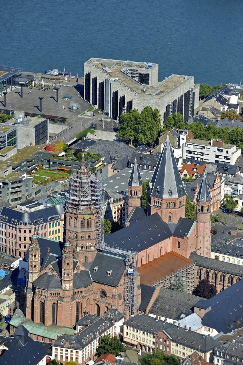 Bild Zu Mainz Rathaussanierung Nach Dem Baukastenprinzip