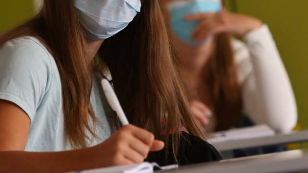 Hessen will Luft in Klassenräumen mit Geräten reinigen lassen