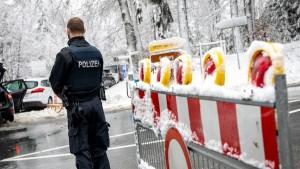 Polizei befürchtet schwindende Akzeptanz