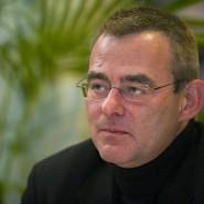 Soll laut Gewerkschaft der Polizei zu den Blockupy-Krawallen im Landtag Stellung beziehen: Mitorganisator Wilken