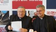 Aus dem Priesterseminar auf den Weihbischof-Stuhl
