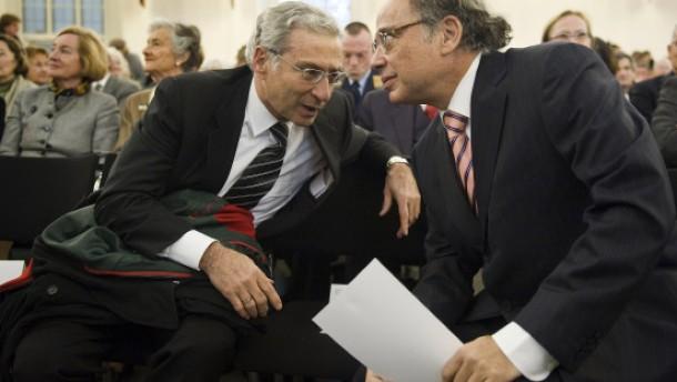 Zwei Frankfurter führen das deutsche Judentum