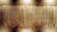 Plan für Qumran-Schau im Frankfurter Bibelmuseum