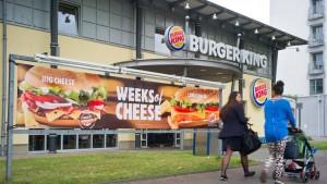 Burger King versucht Neuanfang